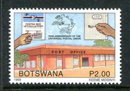 Botswana 1999 125th Anniversary Of UPU MNH (SG 904) - Botswana (1966-...)