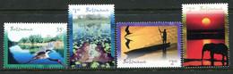 Botswana 2000 Scenic Rivers Set MNH (SG 911-914) - Botswana (1966-...)