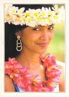 ILE MAURICE Mauritius -  Une Créole ( Poudre D'Or )  CPM Grand Format - Afrique Africa Océan Indien - Mauritius