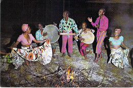 "ILE MAURICE Mauritius - Danse Folklorique "" LA SEGUA "" - CPSM CPM Grand Format - Afrique Africa Océan Indien - Mauritius"
