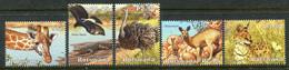 Botswana 2003 Wetlands - The Limpopo River Set MNH (SG 1009-1013) - Botswana (1966-...)
