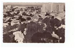 Sénégal Dakar Vue Générale CPSM PF + Timbre Cachet 1957 - Senegal