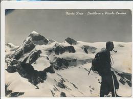 AOSTA  MONTE ROSA - Aosta