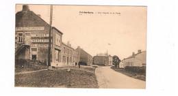 Cul-des-Sarts  Rue Grande Et La Poste - Cul-des-Sarts