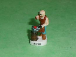 Fèves / Personnages / Métiers : Le Fer    T22 - Characters