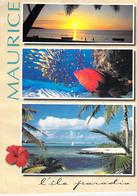 ** Lot De 5 Cartes ** ILE MAURICE Mauritius - Multivues Muliti View - CPSM CPM GF Afrique Africa - Mauritius