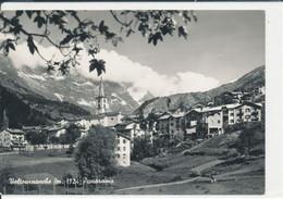 AOSTA  VALTOURNANCHE - Aosta