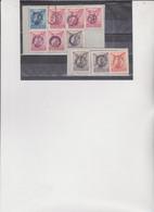 10  Marche Da Bollo   ISTITUTO NAZIONALE  FASCISTA PREVIDENZA  SOCIALE Su  Frammento - 1900-44 Victor Emmanuel III