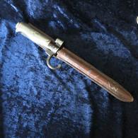 Couteau De Tranche Artisanal - Knives/Swords