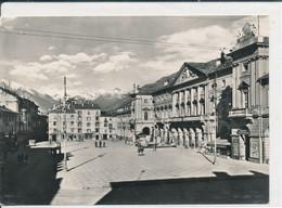 AOSTA  PIAZZA EMILIO CHANOUX - Aosta