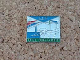PINS EDF GDF ORI SUD OUEST - EDF GDF