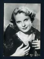 Cartolina Cinema - Mona Freeman - Actors