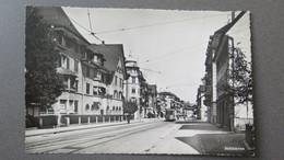SCHLIEREN - CIRCULÉE EN 1949 - TRAM - TRAMVIA - TRAMWAY - STRASSENBAHN - ZH Zurich