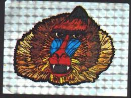 Stikers Scimmia Babbuino Papio Baboons Babouins Babuinos FAS00102 - Vignettes Autocollantes