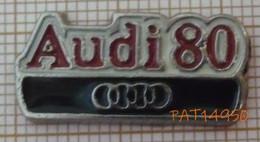 AUDI 80 - Audi