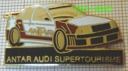 ANTAR AUDI SUPERTOURISME En Version EGF Doré - Audi