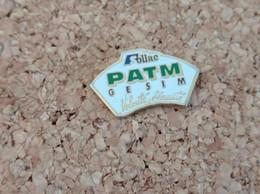 PINS SOLLAC PATM GESIM VOLONTE SECURITE - Pin's
