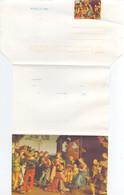 BIGLIETTO POSTALE NATALE 1983 NUOVO NEW  STATIONERY  (SETT200508) - 6. 1946-.. Repubblica