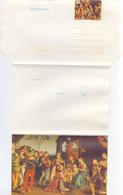 BIGLIETTO POSTALE NATALE 1983 NUOVO NEW  STATIONERY  (SETT200518) - 6. 1946-.. Repubblica