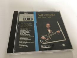 BLUES 1 - Les Génies Du Blues - EARL HOOKER And Junior Wells - Blues