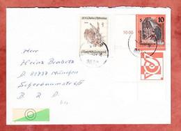 Brief, Maria Luggau U.a., Graz Nach Muenchen 1994 (97589) - 1991-00 Covers