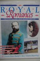 Magazine Royal Romances Crown Prince Rudolf & Mary Vetsera Mayerling Love Affair - Archiduc Rodolphe D'Autriche - Geschichte
