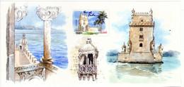 France Blocs Souvenirs  40  Lisbonne Sans Carton Ni Blister Neuf ** TB Mnh Sin Charnela - Souvenir Blocks & Sheetlets