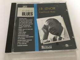 BLUES 1 - Les Génies Du Blues - J.B. LENOIR - Blues