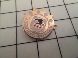 513b Pins Pin's / Rare & Belle Qualité THEME POSTES / Pin's US USPS SPECIAL ACHIEVEMENT - Poste