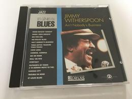 BLUES 1 - Les Génies Du Blues - Jimmy WITHERSPOON - Blues