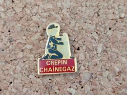 PINS EDF GDF CREPIN CHAINEGAZ - EDF GDF