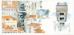 France Blocs Souvenirs  41  Lisbonne Sans Carton Ni Blister Neuf ** TB Mnh Sin Charnela - Souvenir Blocks & Sheetlets