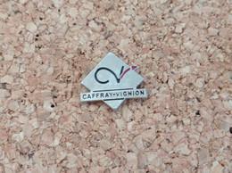PINS CAFFRAY VIGNON SAINT OMER (62) - Pin's