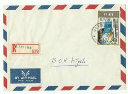 Lettre Recommandée De GITARAMA Vers Kigali - 16179 - Autres