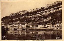 25 - BESANCON - La Citadelle à Tarragnoz - - Besancon