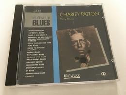 BLUES 1 - Les Génies Du Blues - CHARLEY PATTON - Blues