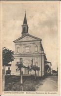 Dorno Lomellina (Pavia) Santuario Madonna Del Boschetto, Sanctuary - Pavia
