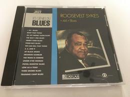 BLUES 1 - Les Génies Du Blues - ROOSEVELT SYKES - Blues