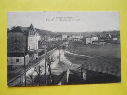 Ussel ,avenue De La Gare - Ussel