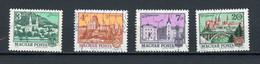 HONGRIE: - VILLES - N° Yvert 2309/2312 Obli - Used Stamps
