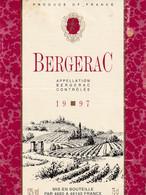 BERGERAC 1997 - Bergerac