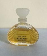 "Miniature ""AZZARO 9 "" De LORIS AZZARO Eau De Toilette  5 Ml Sans Boite (71-Lo) - Miniatures Femmes (sans Boite)"