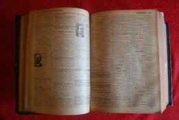 ANNUAIRE - Paris-Hachette-1903 - Commerce, Administratif, Mondain - Historische Dokumente