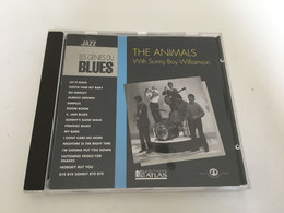BLUES 1 - Les Génies Du Blues - THE ANIMALS With Sonny Boy Williamson - Blues