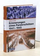 WWII - Willi Kubik - Erinnerungen Eines Panzerschutzen 1941-1945 - Ed. 2007 - Books, Magazines, Comics