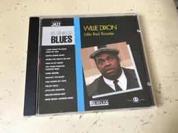 BLUES 2- Les Génies Du Blues - WILLIE DIXON - Blues