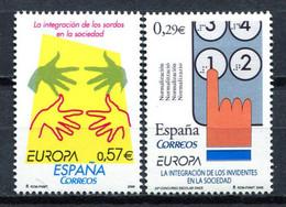 Spain 2006 España / Europa Cept Integration MNH Integracion / C9023  34-35 - 2006