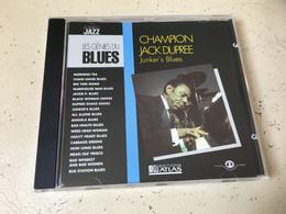 BLUES 2- Les Génies Du Blues - CHAMPION JACK DUPREE - Blues