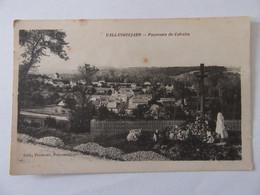 Vallangoujard (Val D'Oise) - Panorama Du Calvaire - Carte Non-circulée - Francia