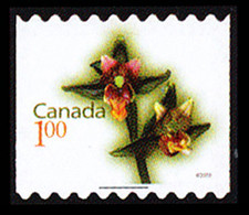 Canada (Scott No.2362 - Orchidées / 1.00 / Orchids) De Carnet / Booklet Stamp (o) - 1952-.... Reign Of Elizabeth II